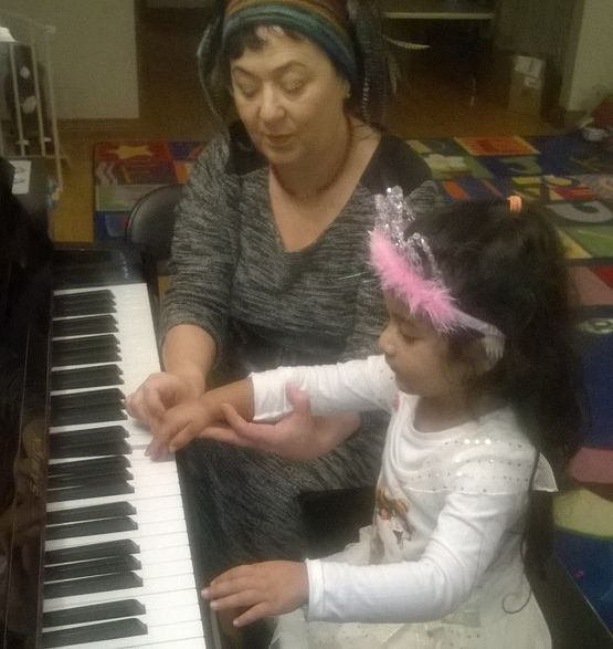 Music For You and For Me Piano Voice Lessons Early Childhood Suzuki Toronto ON