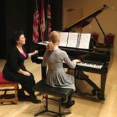 toronto piano teacher recital
